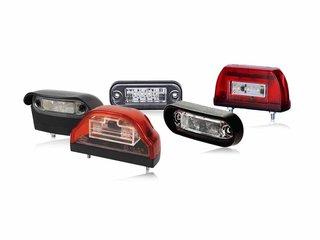 LED License Plate Lights