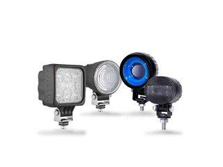 LED Safety Spots