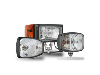 Headlamps With Direction Indicator