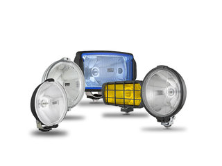 Halogen driving lights