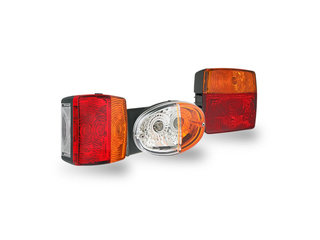 Wesem Rear Lamps and Front Lamps