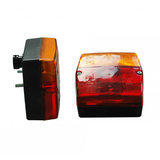 GEKA BBS 99 L Rear Lamp Left_