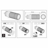 Osram LED Flashlight LEDIL205_