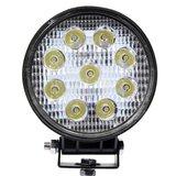 27W LED Work Light Round Basic_