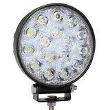 48W LED Work Light Round Basic_