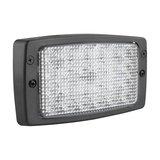 Wesem Built-in Tractor LED Work Light Withe Frame 184x102mm_