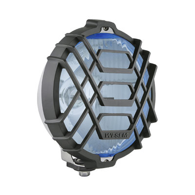 Wesem HO3 Halogen Driving Light Blue (Chrome)