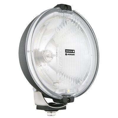 Wesem Halogen HOS2 Driving Light 12V (LED Ring)