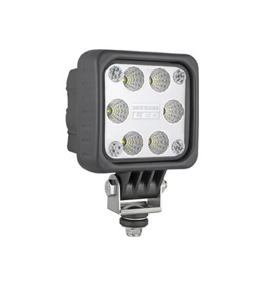 LED Worklight Floodlight 10-60 Volt 2000LM + Cable