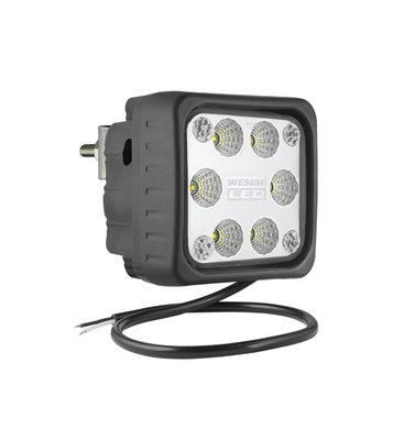 LED Worklight Floodlight 1500LM + Rear mount