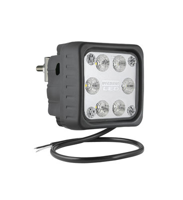 LED Worklight Spotlight 1500LM + Cable + Rear Montage