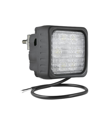 LED Worklight Spotlight 2500LM + Cable + Rear Montage