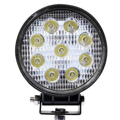 27W LED Work Light Round