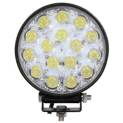 48W LED Work Light Round