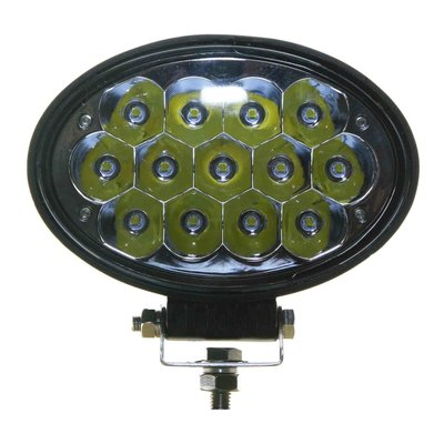 65W LED Work Light 20º 5850LM Oval