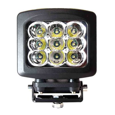 90W LED Work Light Spot 10° 9000LM