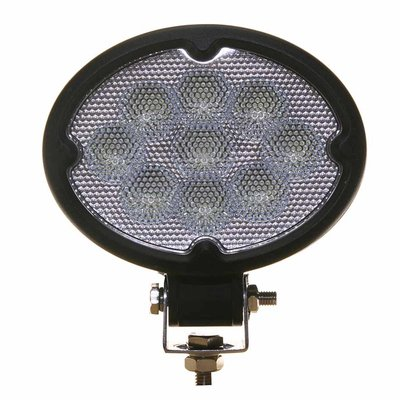 27W LED Work Light Flood Oval