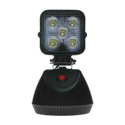 Portable 15W LED worklight with magnetic base