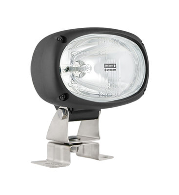Work Light Halogen Oval H3