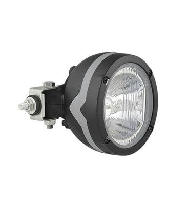 Work Light Halogen Round H3 Side-Mount