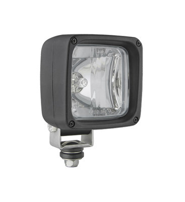 Halogen Work Light LKR5-FF + AMP-Faston