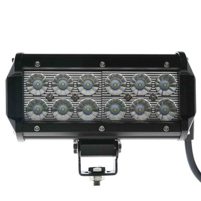 36W PRO LED Lightbar Flood