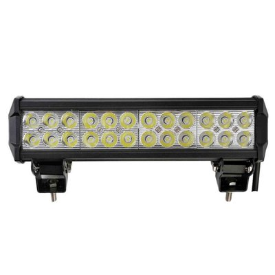 72W LED Lightbar Double Row