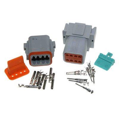 Deutsch-DT 8-pins connector