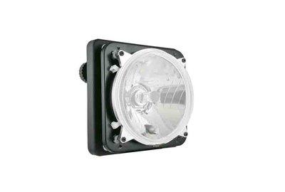 Headlamp Ø139 131x75, H4