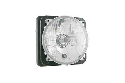 Headlamp Ø150/142x77, H4