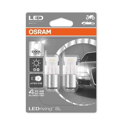 Osram P21/5W LED Retrofits White Set 12 volt