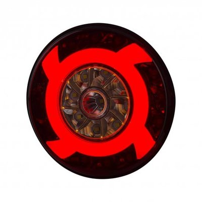 Horpol LED Rear Lamp Lucy 122mm LZD 2424