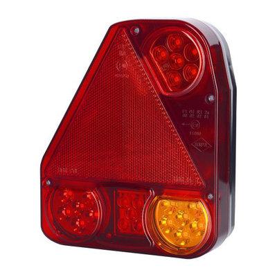 Horpol LED Rear Lamp Left 5P + Fog Light LZD 777
