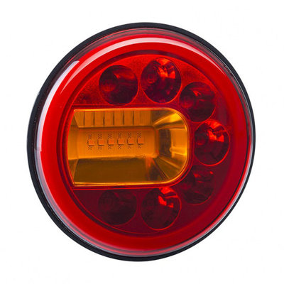 Horpol LED Rear Lamp LUNA Left LZD 2446