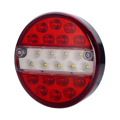 Horpol LED Fog + Reversing Lamp Hamburger LZD 741