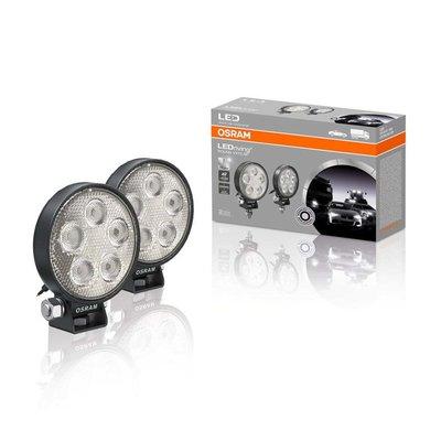 Osram LED Worklight Round Spot Beam VX70-SP 2 Pieces