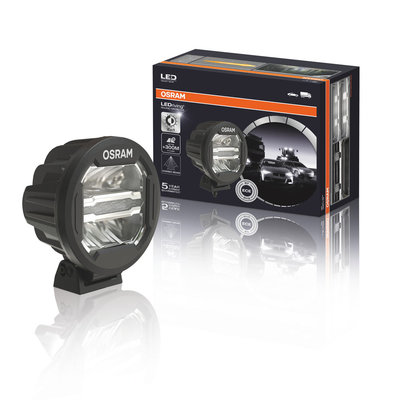 Osram LED Driving Light Round MX180-CB