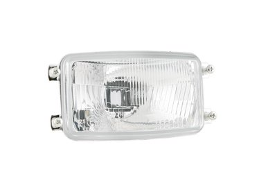 Headlamp, H4, 156x93x86, 4 bolt Mounting