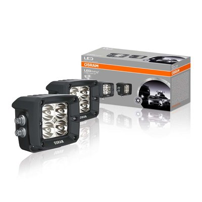 Osram LEDriving Cube Spot Beam VX80-SP 2 Pieces