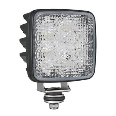 NEW Wesem CRK2 LED Work Light Square
