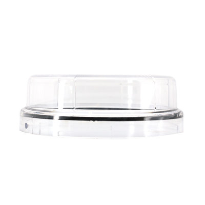Spare Lens Transparant For Dasteri 450 Rotating Beacon