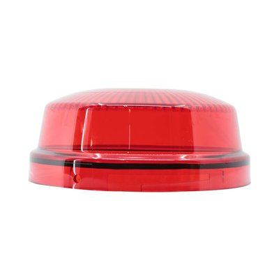 Spare Lens Red For Dasteri 470 Rotating Beacon