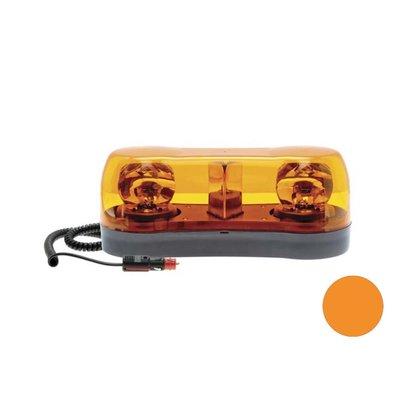 Mini Rotating Light Bar Magnetic Base