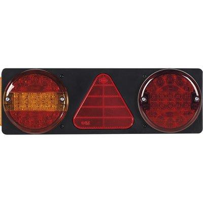6-Function Rear Led Lamp Rectangular