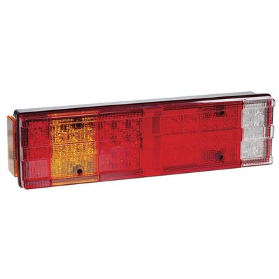 7-Function Rear Led Lamp 24 Volt Right