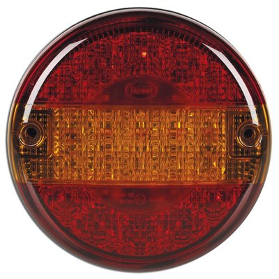 Rear Led Lamp Round