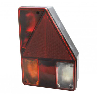 Aspöck Rear Lamp Earpoint 1 Right + Reverse