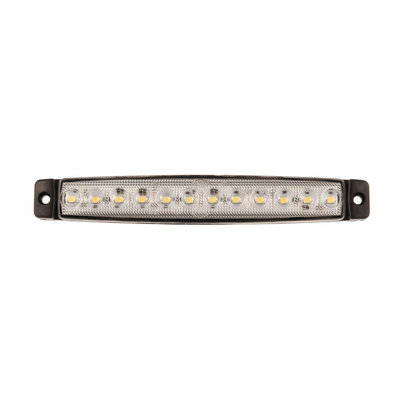 LED Front Marker Lamp Tall 12V