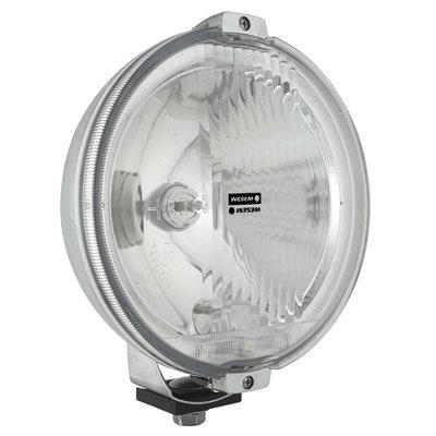 Wesem Halogen HOS2 Chrome Driving Light 12V (LED Ring)