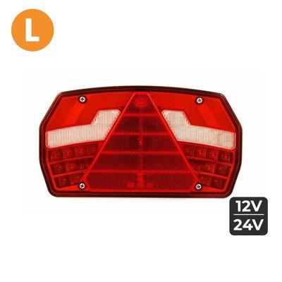 Led Tail light Left 6-Functions